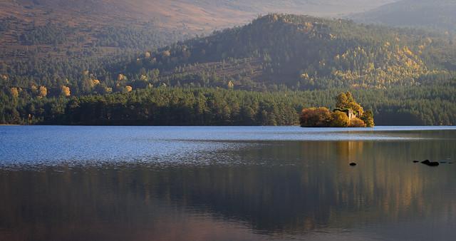 Loch an Eilein View