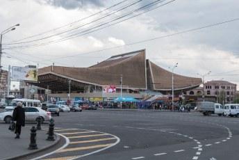De Zoravar Andranik bazaar.