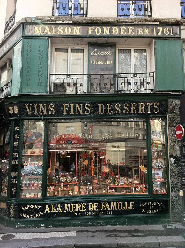 A La Mere De Famille Paris : famille, paris, Mère, Famille, Arrondissement,, Paris, Sherman, Flickr