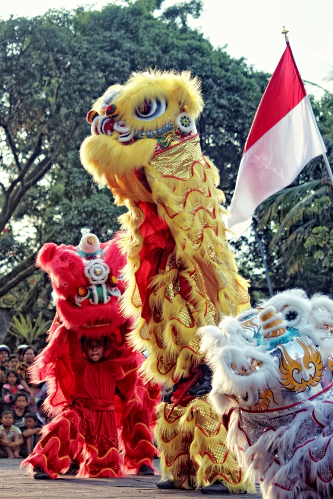 Tarian Tradisional Cina : tarian, tradisional, Barong, Barongsai, Adalah, Tarian, Tradisional, Dengan…, Flickr