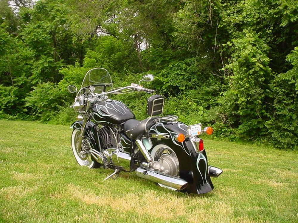 medium resolution of  1996 honda shadow ace 1100 custom fully dressed by seanrnicholson