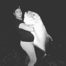 Hapai and Ulua fishing.