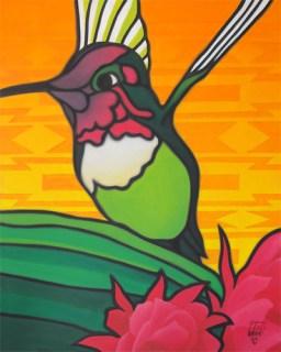 Southwest Hummingbird