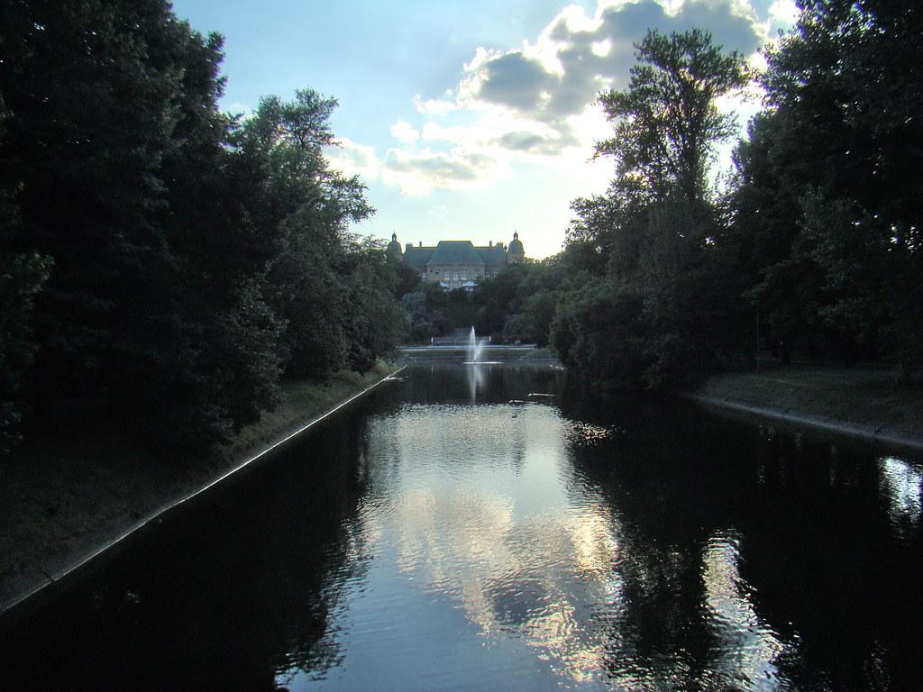 Varsovia parque Wyspie Polonia 04