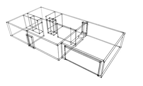 Ranch main floor_3D_transparent