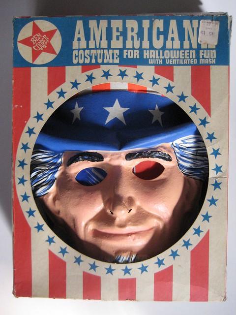 Uncle Sam Mask 8013