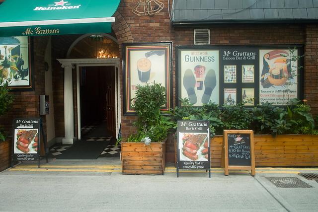 Mc Grattans Pub - Dublin