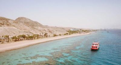 Red Sea, Eilat, Israel