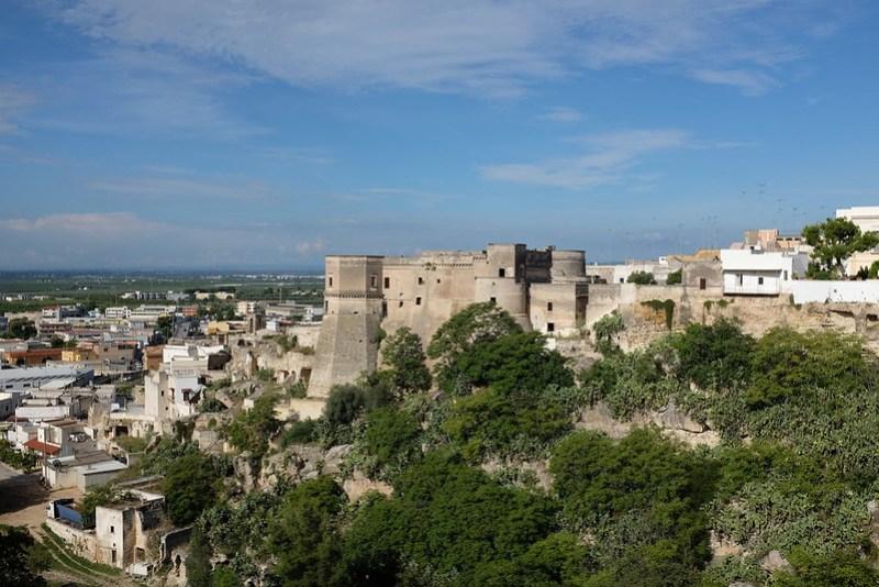 Castle of Gravina in Puglia