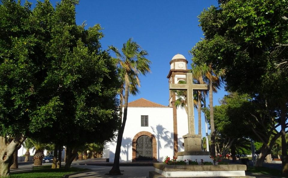 Antigua Iglesia de Nuestra Señora de Antigua Isla de Fuerteventura 168