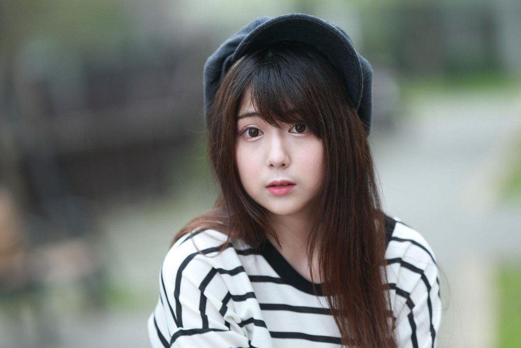 DP1U5158 | Pretty 夢璇 is a taiwanese university girl , she go… | Flickr