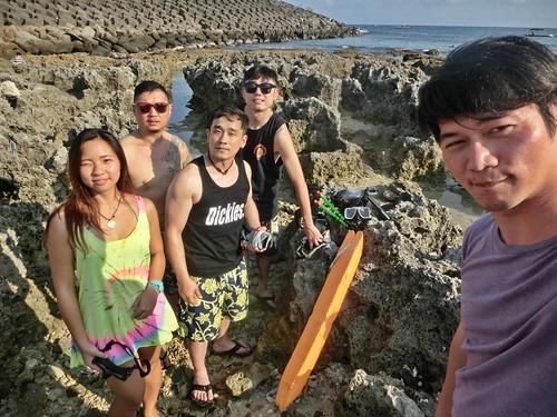 香港旅人臺灣機車環島遊記DAY1-travel-taiwan-backpacker-Kenting-snorkeli…   Flickr