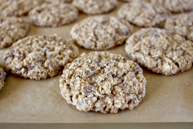Oatmeal Choc Chip Cookies - 16