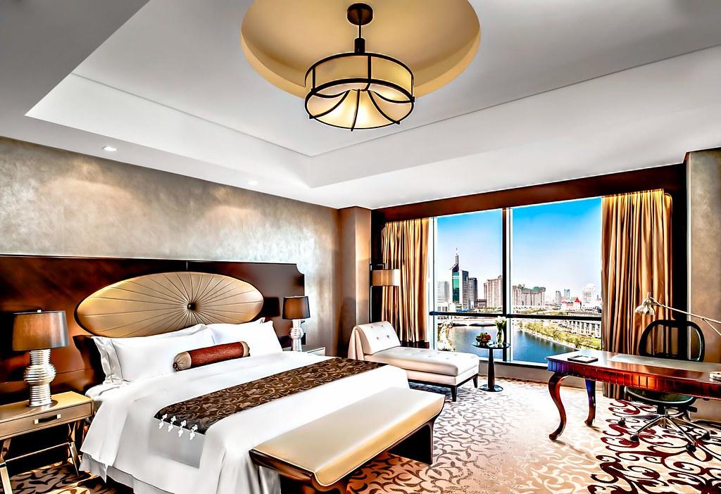 39 St Regis Luxury Hotel Tianjin China Deluxe Room Flickr