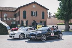 Brera Touring Cup, 28 Aprile 2017 Museo Enzo Ferrari Modena