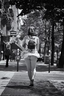 Sous Les Jupes De Fille : jupes, fille, Jupes, Filles, Parisienne., Alain, Soucho…, Flickr