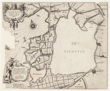 1607 - Starnmeer en Beemster