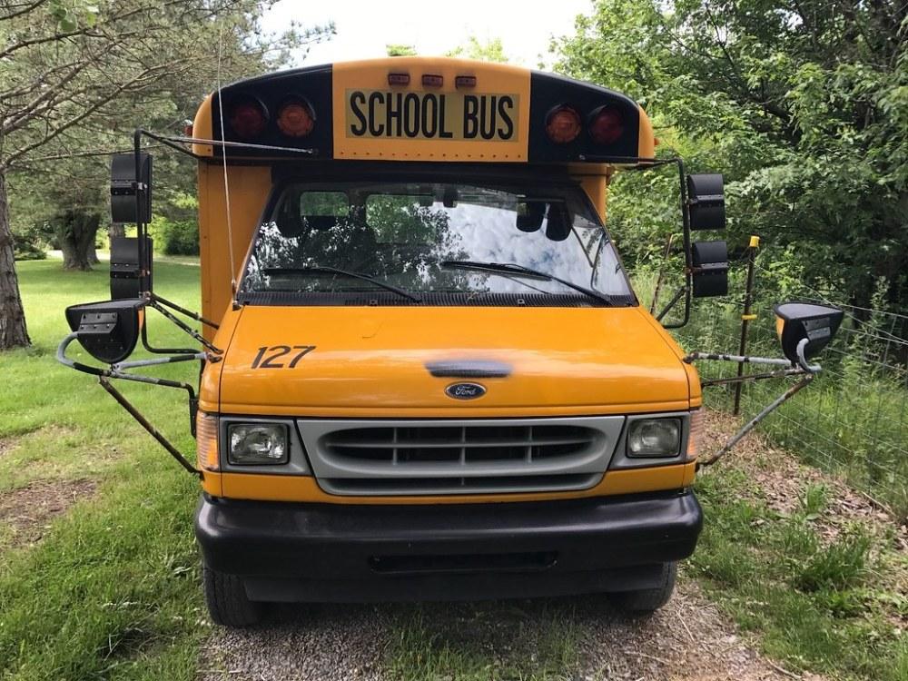 medium resolution of 2002 ford thomas e450 school bus by i love school buses a lot