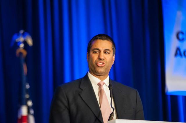 Ajit Pai, Chairman, Federal Communications Commission (FCC)