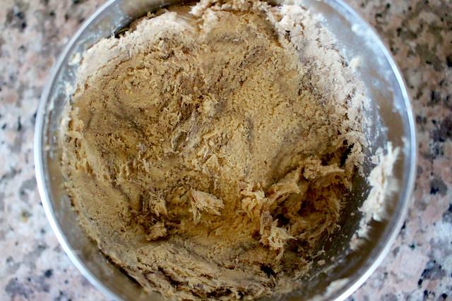Salted Chocolate Sesame Rice Crispy Treats - 1