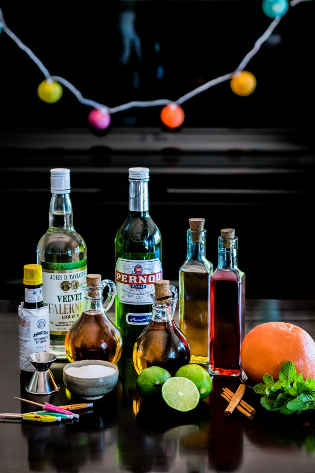 the granddaddy of all tiki cocktails