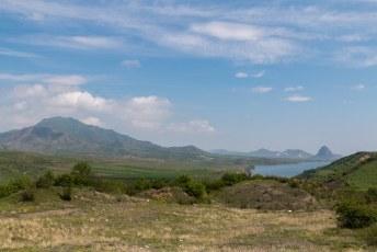 Onderweg, weer bijna terug in Georgië. Mijn bezoek aan Armenië zat er weer op, veel gezien en een leuke tijd gehad.