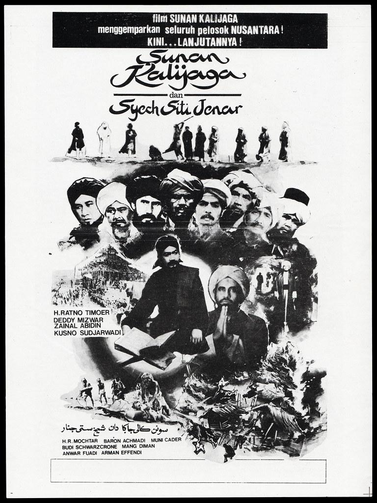 Film Sunan Kalijaga Dan Syeh Siti Jenar : sunan, kalijaga, jenar, Sunan, Kalijaga, Syech, Jenar, (1985;, Reverse), Flickr
