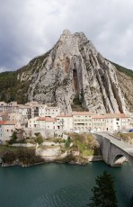 Sisteron | France | Cycling Europe