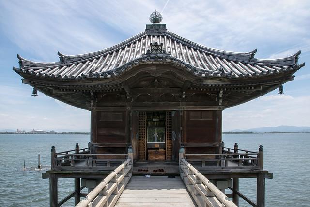 滋賀-浮御堂