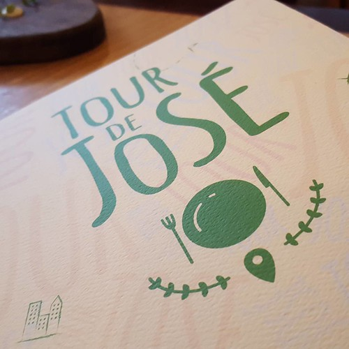Tour de Jose passport