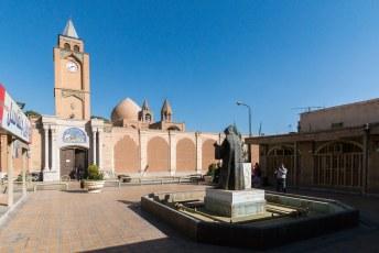 .....een kerk bijvoorbeeld. Dit is de Vank Kathedraal ook wel de kerk van de Heilige Zusters.