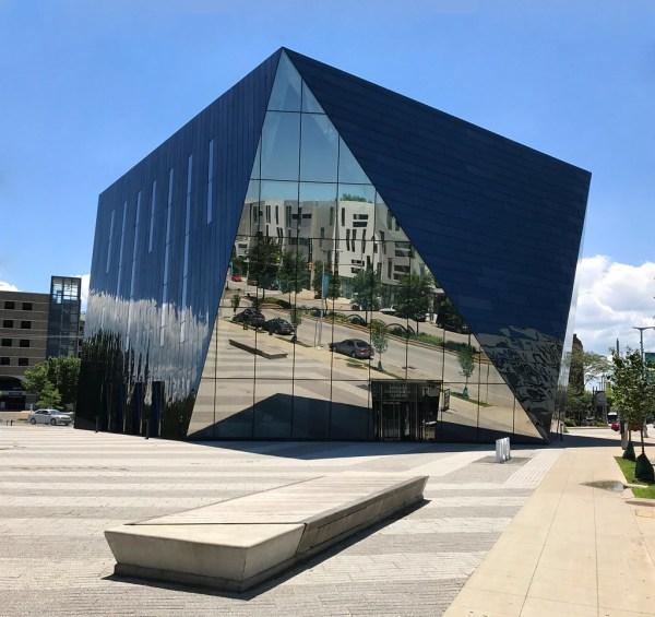 Moca Cleveland Museum Of Contemporary Art