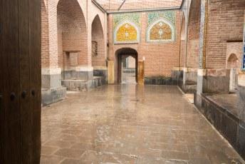 In Ardabil is de belangrijkste attractie het mausoleum van Sjeik Safi-od-Din.
