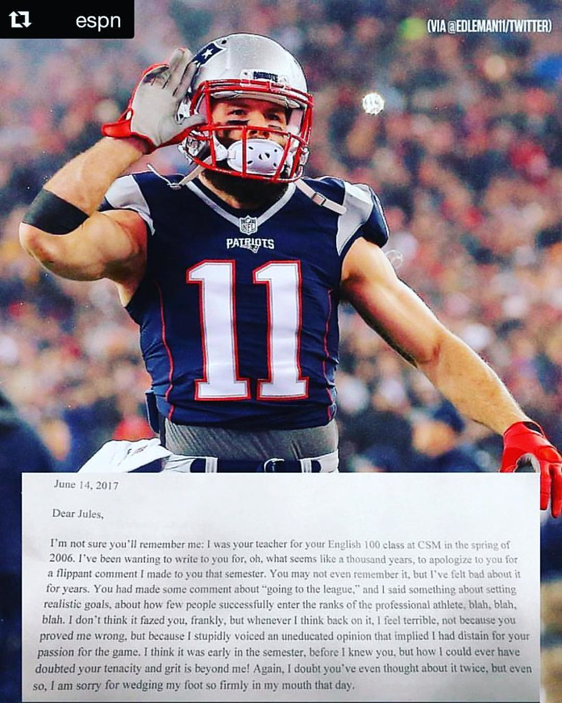 Julian Edelman Quotes : julian, edelman, quotes, Another, Reason, Up...., #inspirational, #insp…, Flickr