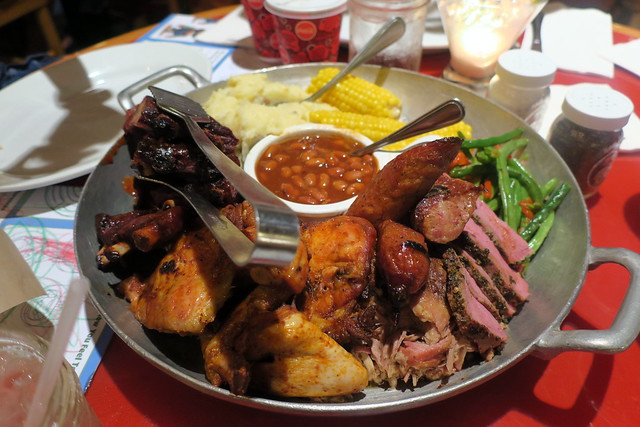 Disney World: Wilderness Lodge - Whispering Canyon Cafe - All-You-Care-To-Enjoy Skillet