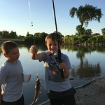 Family Fishing Night