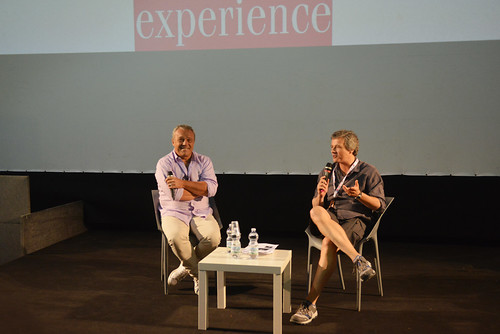 CLAUDIO AMENDOLA AL GIFFONI FILM FESTIVAL
