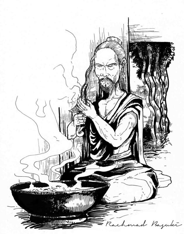 Empu Supo Mandrangi