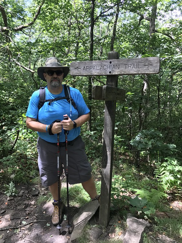AT & BMT: The Springer Mountain Loop
