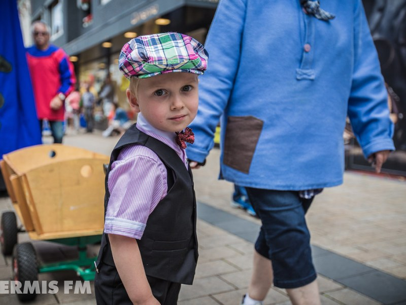Reuzenparade | Zondag 30 Juli 2017