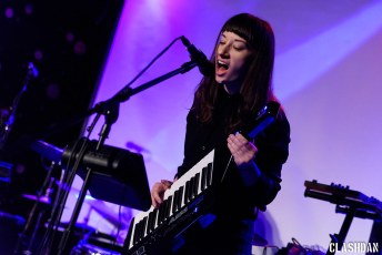 Emily Reo @ The Pinhook in Durham NC on December 10th 2016