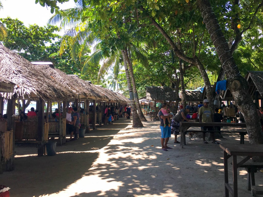 Beaches in Bohol   Philippines Itinerary