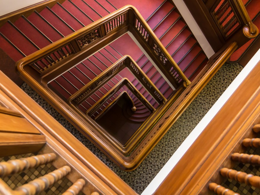 Hamburgs mooiste trappenhuizen: Stubbenhuk| foto michael_hamburg69