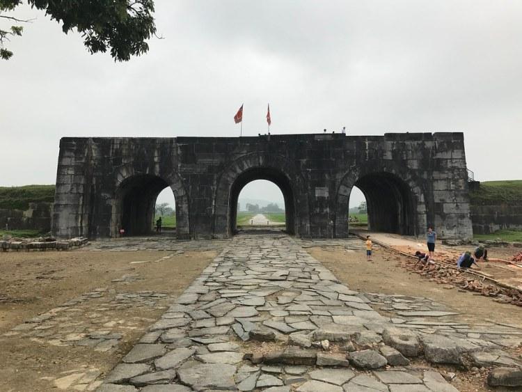 Ho Citadel Arch