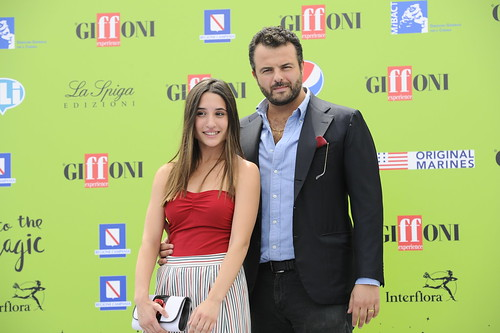 MARIANNA FONTANA E EDOARDO DE ANGELIS AL GIFFONI FILM FESTIVAL
