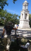 Oil Painting Workshop Provence with www.frenchescapade.com
