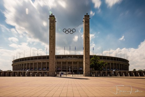 Olympiastadion 1936