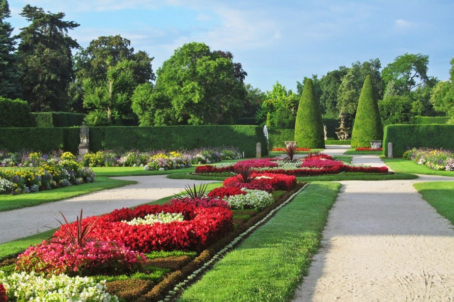 colorful garden :)