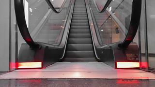 Stop the escalator