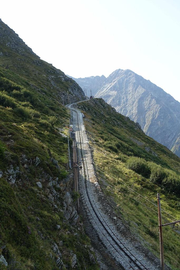 Tramway Du Mont-blanc : tramway, mont-blanc, Tramway, Blanc, Chemin, Rognes, Flickr